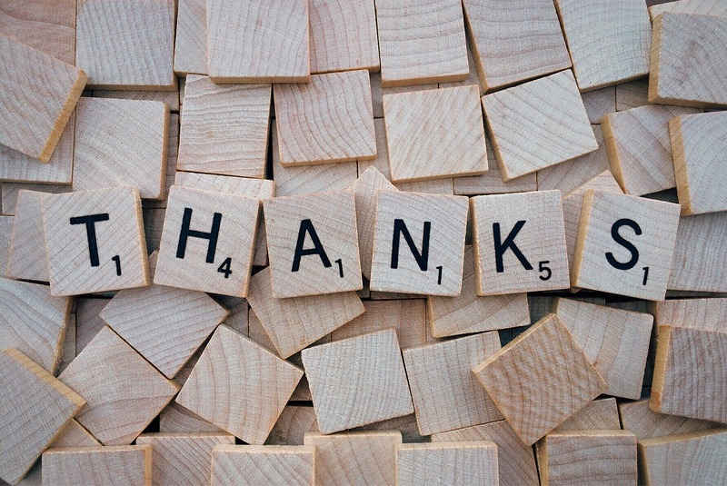 How to say thank you to a professor for revising essay