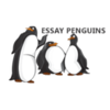 Thumb essay penguins logo