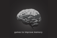 Easy Games for Memory Improvement