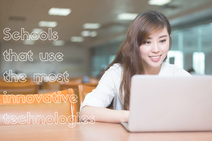Schools Where Innovative Technology is Fully Integrated