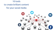 Post 10 tools to create brilliant content for your social media byratedbystudents