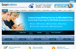 academic writing sample