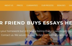 Buyessayfriend.com review logo